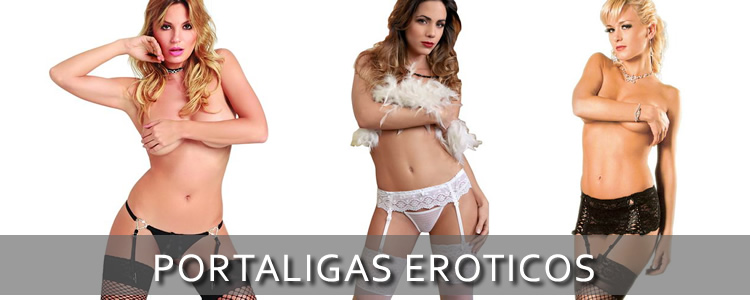 Portaligas eroticos